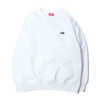 HAIGHT / Heavy Weight Crew Sweat - White