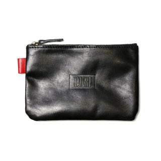 HAIGHT / Leather Pouch - Black
