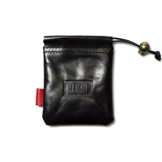 HAIGHT / Leather Purse - Black