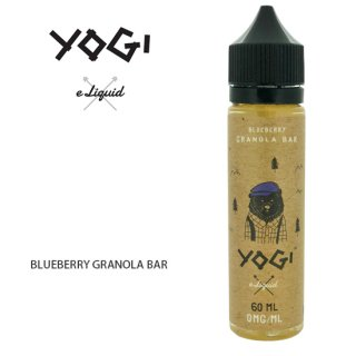 Yogi / Blueberry Granola Bar