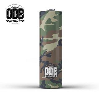 ODB WRAPS / CAMO (PACK OF 4)