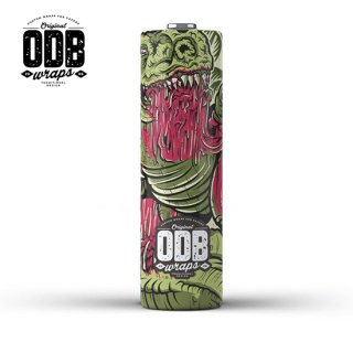 ODB WRAPS / DINO V2 (PACK OF 4)