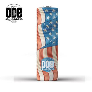 ODB WRAPS / MURICA (PACK OF 4)