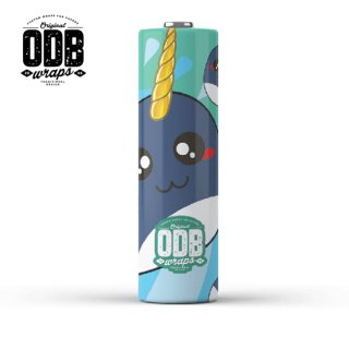 ODB WRAPS /  NARWHOL (PACK OF 4)