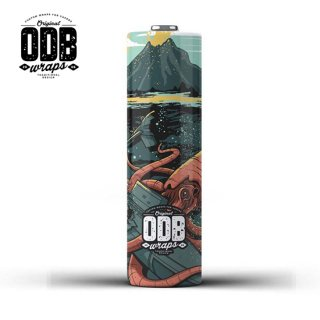 ODB WRAPS / KRAKEN (PACK OF 4)