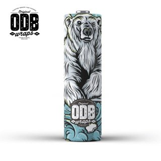 ODB WRAPS / POLAR (PACK OF 4)