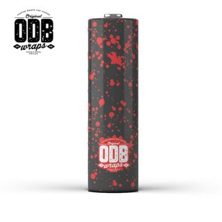 ODB WRAPS / SPLATTER (PACK OF 4)