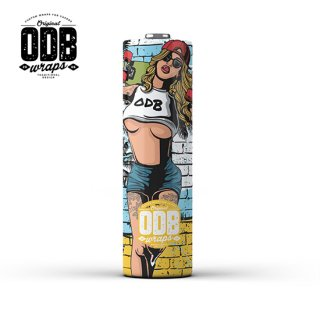 ODB WRAPS / TEAGAN (PACK OF 4)