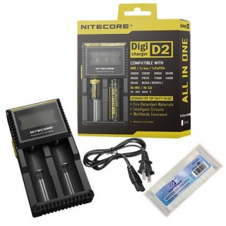 NITECORE / Nitecore Intellicharger D2