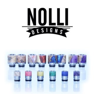 NOLLI DESIGNS Drip Tip Wood/ウッド