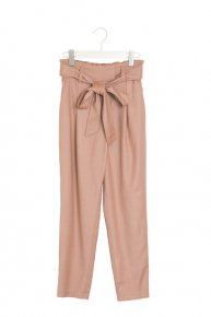 SAXONY RIBBON PANTS/pink<img class='new_mark_img2' src='//img.shop-pro.jp/img/new/icons4.gif' style='border:none;display:inline;margin:0px;padding:0px;width:auto;' />