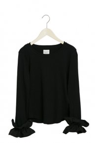 ROSALIE KNIT/black
