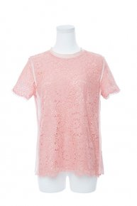 定価より30%OFF:SOPHIE HALLETTE BLOUSE/pink  </a> <span class=