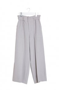 sale: FRILL WIDE PANTS/gray<img class='new_mark_img2' src='https://img.shop-pro.jp/img/new/icons16.gif' style='border:none;display:inline;margin:0px;padding:0px;width:auto;' />