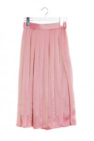PLEATED MIDI SKIRT/pink<img class='new_mark_img2' src='https://img.shop-pro.jp/img/new/icons16.gif' style='border:none;display:inline;margin:0px;padding:0px;width:auto;' />  </a> <span class=