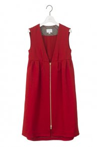 定価より30%OFF:GILLET DRESS/red  </a> <span class=