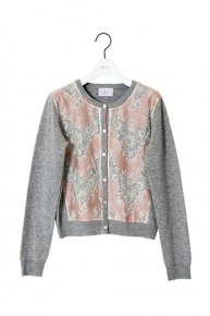 LACE CARDIGAN/pink<img class='new_mark_img2' src='https://img.shop-pro.jp/img/new/icons1.gif' style='border:none;display:inline;margin:0px;padding:0px;width:auto;' />