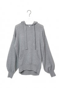 KNIT PARKA/gray<img class='new_mark_img2' src='https://img.shop-pro.jp/img/new/icons1.gif' style='border:none;display:inline;margin:0px;padding:0px;width:auto;' />