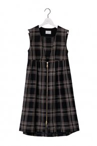 new: GILLET DRESS �/navy check<img class='new_mark_img2' src='https://img.shop-pro.jp/img/new/icons1.gif' style='border:none;display:inline;margin:0px;padding:0px;width:auto;' />  </a> <span class=
