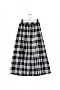 new: block  check tuck skirt/  white<img class='new_mark_img2' src='https://img.shop-pro.jp/img/new/icons1.gif' style='border:none;display:inline;margin:0px;padding:0px;width:auto;' />  </a> <span class=