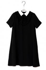 new:Lace frill dress/black<img class='new_mark_img2' src='https://img.shop-pro.jp/img/new/icons1.gif' style='border:none;display:inline;margin:0px;padding:0px;width:auto;' />  </a> <span class=
