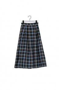 re stock: check tuck skirt'20 / gray<img class='new_mark_img2' src='https://img.shop-pro.jp/img/new/icons53.gif' style='border:none;display:inline;margin:0px;padding:0px;width:auto;' />