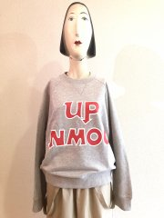 Peter Jensen/ Up Down Sweatshirt