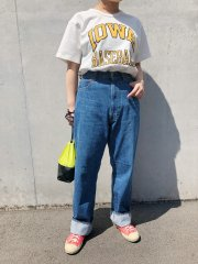 THE SHINZONE/HIGH WAIST DENIM