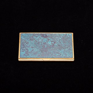 CORROSION BRASS CARDCASE