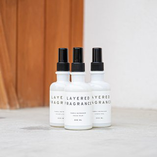 LAYERED FRAGRANCE Fabric Refresher