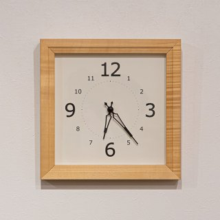 Lib Clock Natural