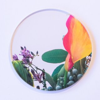 ikebana coaster set a