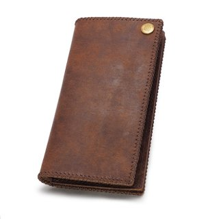 Long Wallet I〈Brown〉
