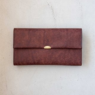 Pueblo Garcon Wallet〈Brown〉