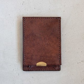Pueblo Coin Case〈Brown〉