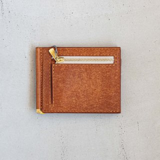 Pueblo Money Clip〈Camel〉