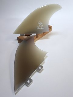 <img class='new_mark_img1' src='//img.shop-pro.jp/img/new/icons6.gif' style='border:none;display:inline;margin:0px;padding:0px;width:auto;' />New! TWIN-KEEL-FIN type1 Sand finish【2127】