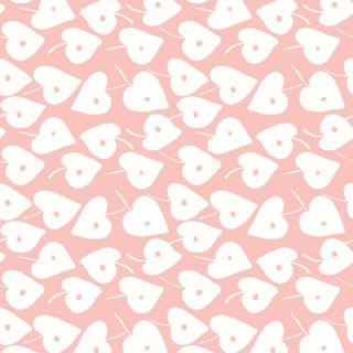 lola ロラ クリエイブ・フォイル LOVE LEAF CRYSTAL PINK