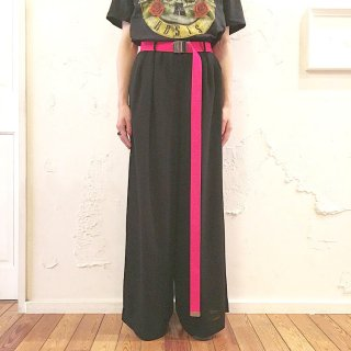 Super Long Web Belt  【4Colors】