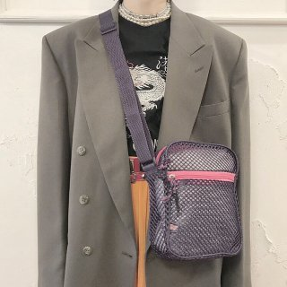 EASTSPORT Mesh Mini Shoulder Bag【Purple】<img class='new_mark_img2' src='//img.shop-pro.jp/img/new/icons50.gif' style='border:none;display:inline;margin:0px;padding:0px;width:auto;' />