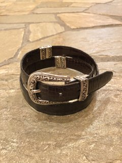 Vintage Reversible Leather Belt sizeML<img class='new_mark_img2' src='https://img.shop-pro.jp/img/new/icons50.gif' style='border:none;display:inline;margin:0px;padding:0px;width:auto;' />