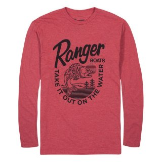 【Ranger Boats レンジャーウェア】ON THE WATER LONG SLEEVE