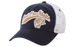 Bass Pro Shops Tailsweep Frayed Edge Fish Logo Cap